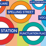 Writing Station – London Underground Display Cut-Outs