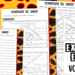 Comparing Shield and Composite Volcano Features
