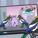 Week 6 Wellbeing Bird Min and Mei Magpie Mates – Animated Video Hook In