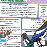Week 6 Wellbeing Bird Min and Mei Magpie Mates – KS1 Teaching Guide