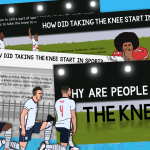 Why are people taking the knee? PowerPoint