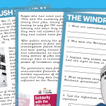 The Windrush Scandal Comprehension