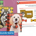 Block 1 Initial Sounds Feed Your Pet Game