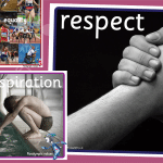 Olympic Values Posters