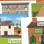 Houses and Homes Traditional Tales Poster Pack