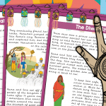 The Diwali Story Comprehension
