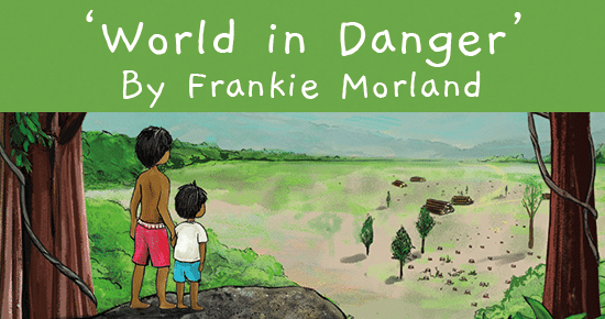 World in Danger by Frankie Morland